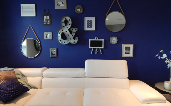 How to Protect a White Leather Sofa from Damage and Stains