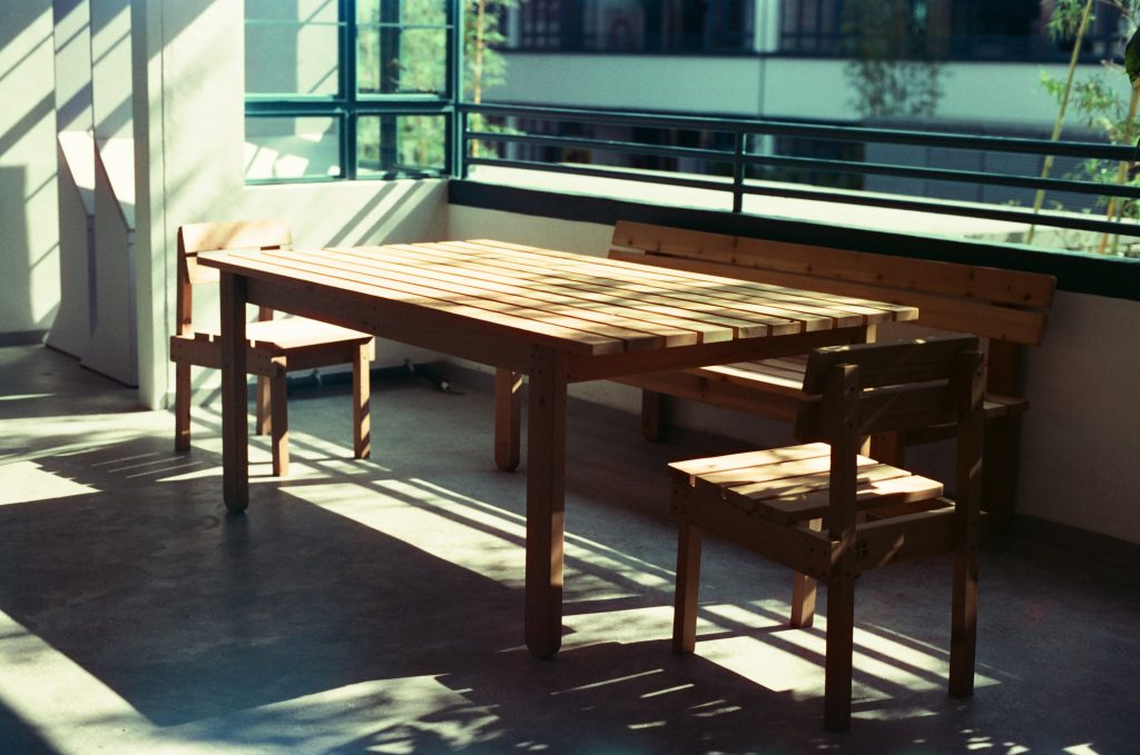 Timber table care